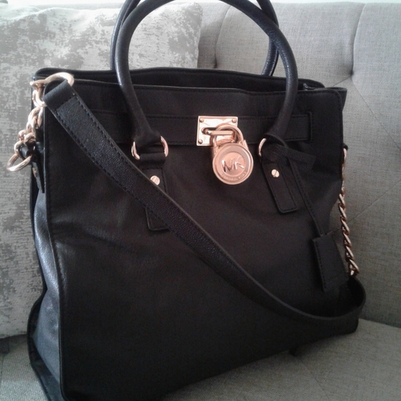 Michael Kors Large 'Hamilton' Tote/Shoulder Bag